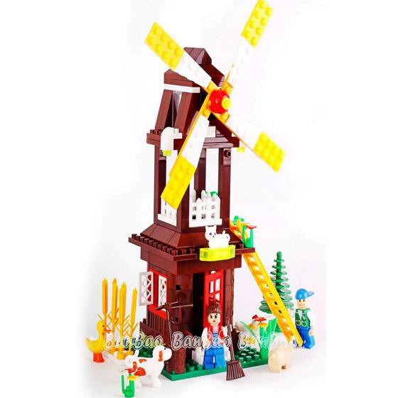 邦宝风车房