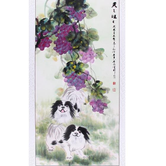 现为中国工笔画学会会员,中国美术家协会北京分会会员,中国重彩工笔