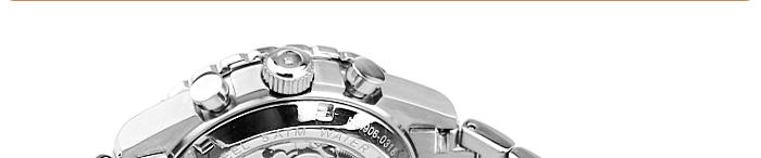 手表透视图素描